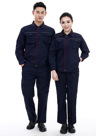 男款工作服和女款工作服定做有哪些不同