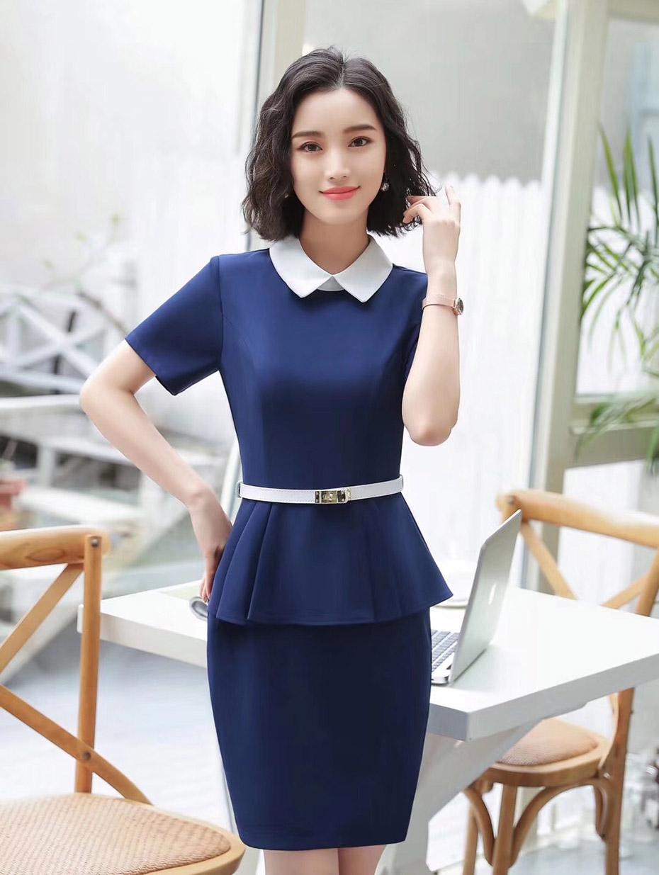 女职业裙装