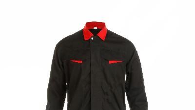 工作服工厂教你如何选择黑色工作服